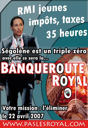 Die Bankrotteuse ?