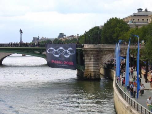 Paris ist dabei.