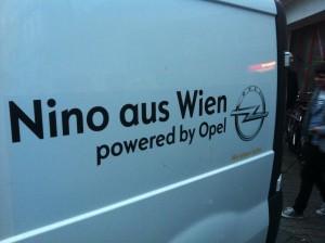Der Nino aus Wien live at BRAUSE, Düsseldorf